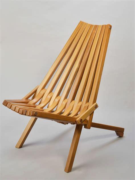 Mid Century Folding Chair by Gorgeous Mid Century Modern Teak Wood Folding Chair