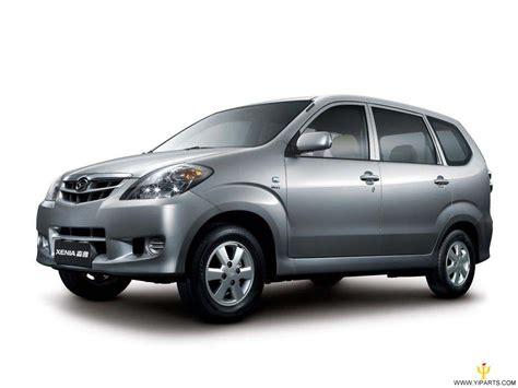 Daihatsu Xenia by Daihatsu Xenia Technical Specifications And Fuel Economy