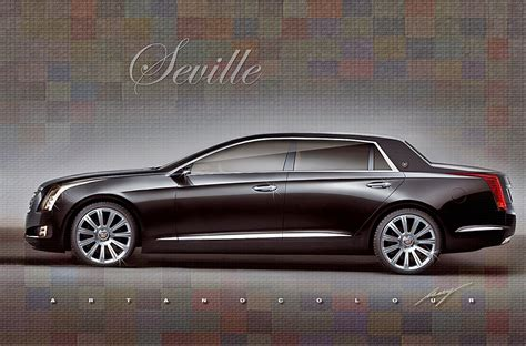 2014 Cadillac Seville by Casey Artandcolour Cars 2014 Cadillac Seville The New