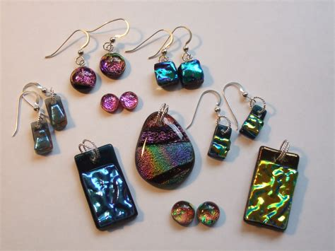 how to make fused glass jewelry go different with style by using glass jewelry for your
