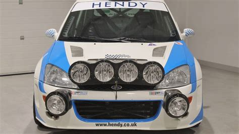 Ford Focus Rally Car For Sale by Colin Mcrae Wrc Ford Focus Up For Sale