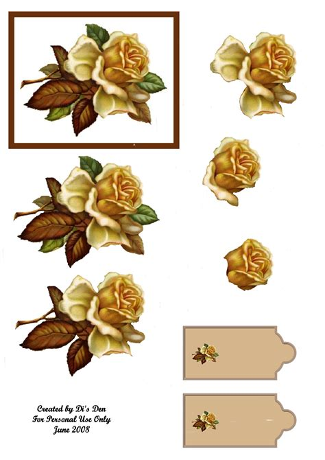 free printable decoupage pin free decoupage sheets d printable on