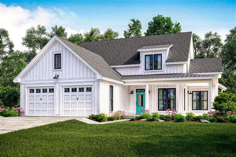 farm house designs exclusive modern farmhouse plan with upstairs 51765hz architectural designs house