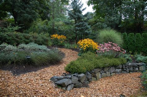 backyard landscape designs for winter entertaining