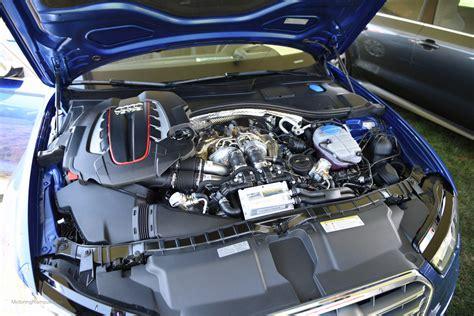 Audi V8 Engine by 2014 Legends Of The Autobahn 2015 Audi S6 V8 Engine