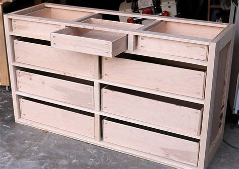 how to build a cabinet drawer how to build a dresser furniture chang e 3 and small