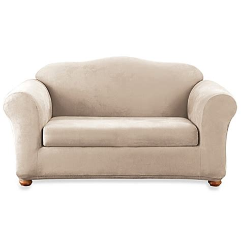 sofa covers bed bath and beyond buy stretch sofa covers from bed bath beyond