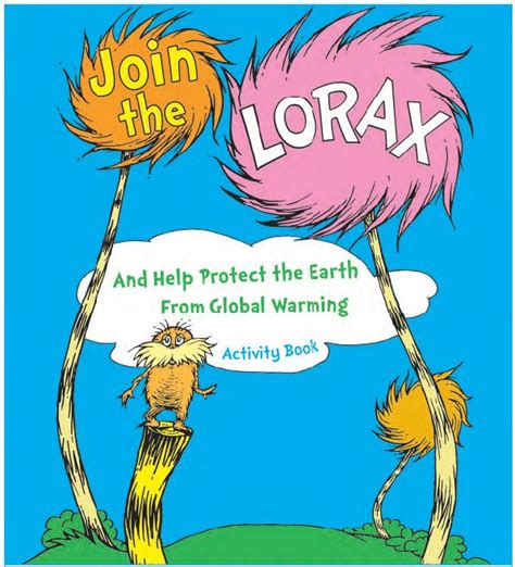 the lorax book pictures lorax unless coloring pages
