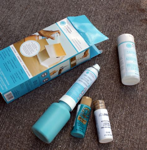 spray paint kit how to update decor with spray paint