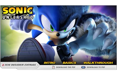 sonic unleashed sonic unleashed ps3 walkthrough and guide page 1