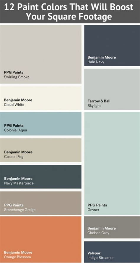 paint colors for new construction how to boost your square footage with 12 cans of paint