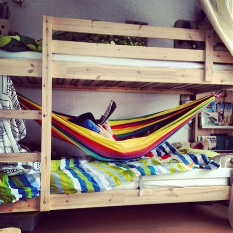hammock bunk bed hammocks bunk bed and beds on
