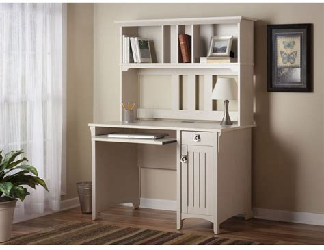 white computer desk with hutch computer desk with hutch wood home office furniture