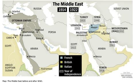 the east the modern middle east study activity