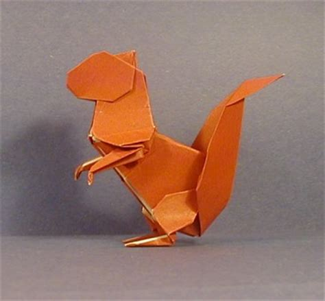 squirrel origami squirrel origami for the enthusiast the unofficial
