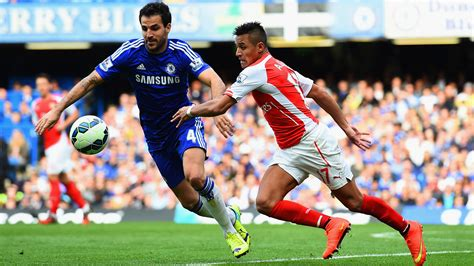 Arsenal Vs Chelsea Epl 2015 16 S To