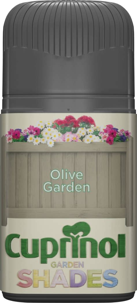 cuprinol garden shades olive garden matt wood paint 0 05l departments diy at b q
