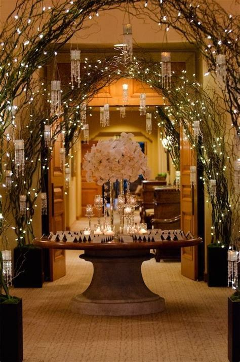 lights for weddings best 25 winter wedding decorations ideas on