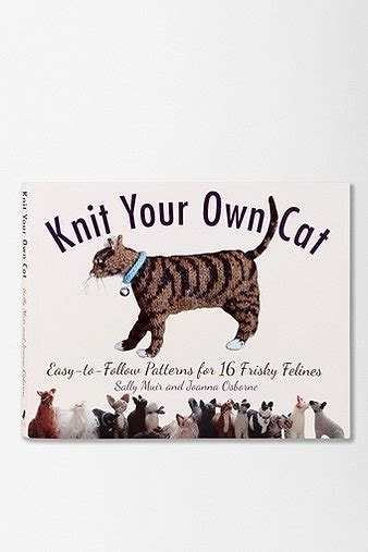 knit your own cat discover and save creative ideas