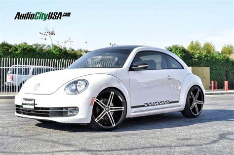 Volkswagen Beetle Tire Size by Volkswagen Beetle Custom Wheels Lexani R Three 20x8 5 Et