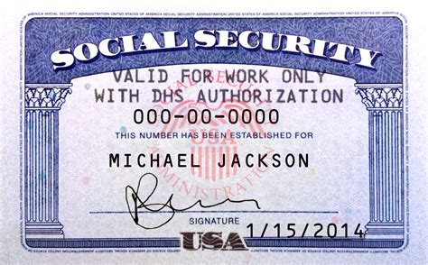make social security card this is ssn card usa psd photoshop template on this