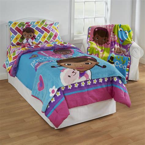 doc mcstuffins bedding set disney doc mcstuffins s sheet set bandage