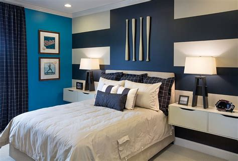 bedrooms with accent walls 20 trendy bedrooms with striped accent walls