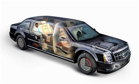 Obama Cadillac by President Obama S Cadillac Quot Beast Quot 3d Piekaryo