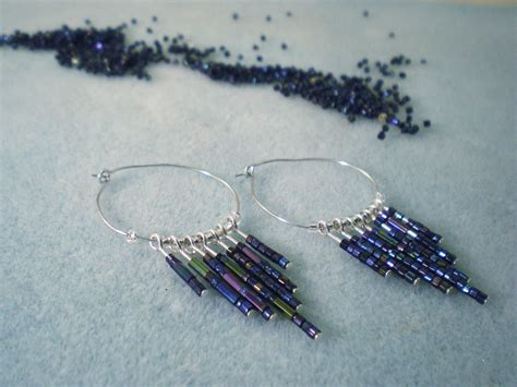 how to make beaded jewelry earrings earring tutorial keepsake crafts