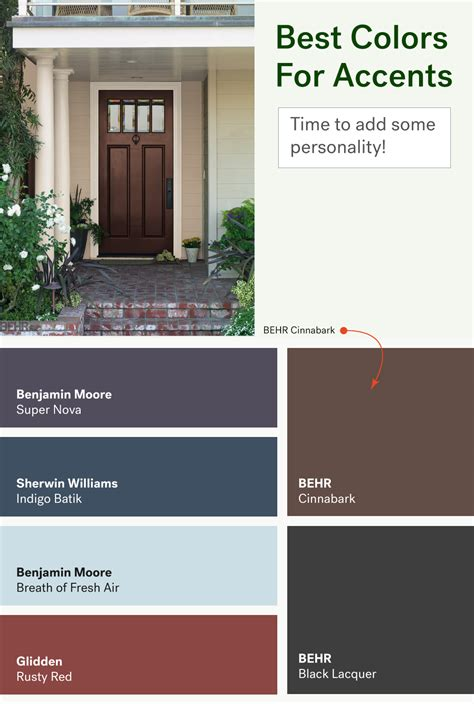 popular paint colors the most popular exterior paint colors huffpost