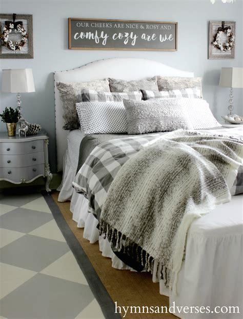 comfy bedroom comfy cozy winter bedroom
