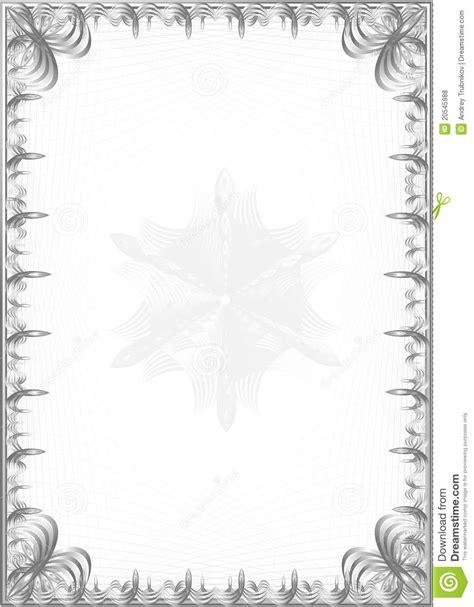 blank award templates a luxury blank royalty free stock photos image 20545988