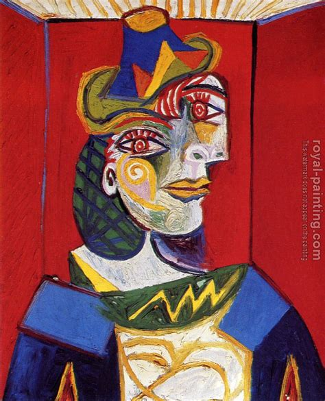 picasso paintings pdf in a hairnet by pablo picasso painting