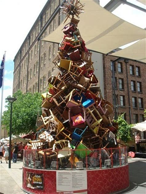 recycled materials tree 31 diy trees made from recycled materials