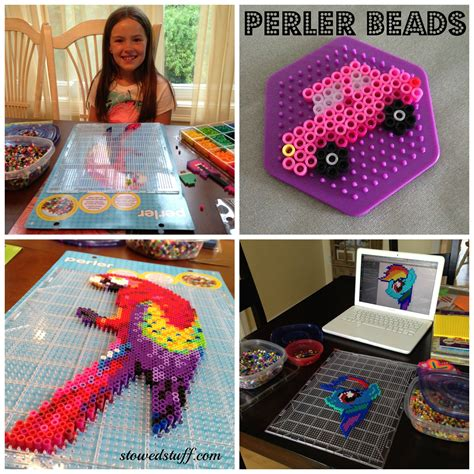how to iron perler how to make perler bead crafts stowed stuff