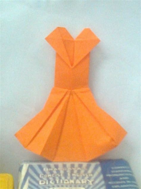 origami clothing for origami dress by writetopaint on deviantart