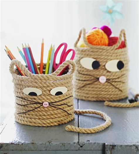rope craft projects 3 animal themed rope crafts parents