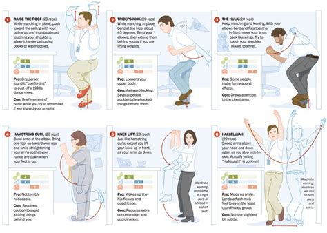 office workouts at desk 7 best images about office exercise on the