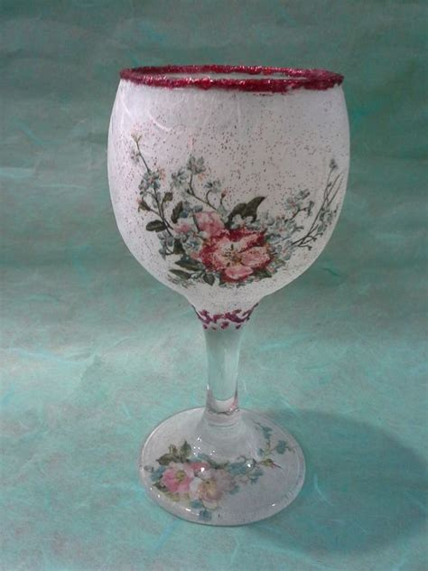 decoupage glass 25 unique decoupage glass ideas on diy