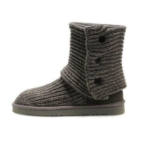 ugg australia classic cardy knit boot ugg australia classic cardy knit boots