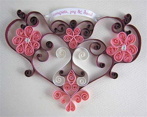 paper quilling craft non dimensional quilling flat on quilling