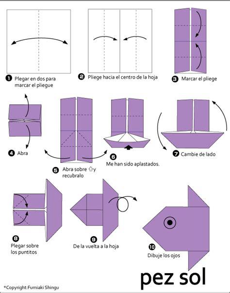 easy origami club origami headfish