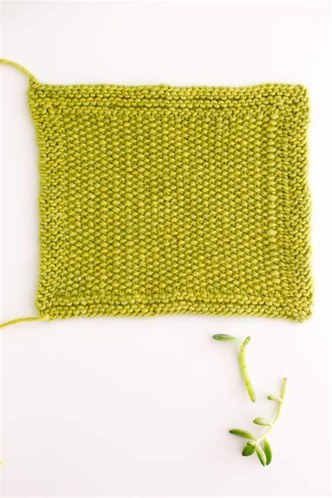 knitting linen stitch knitting stitch how to linen stitch flax twine