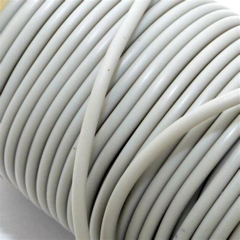 rubber sting techniques rubber string buna cord 3 mm pale grey nemravka cz
