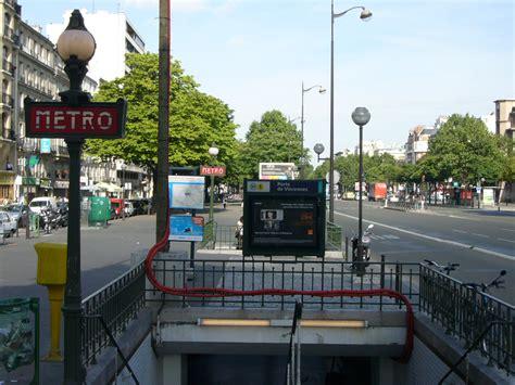 metro porte de vincennes flickr photo