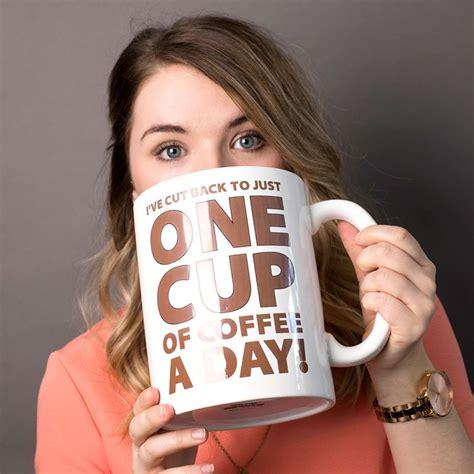 Giant Coffee Mug   GettingPersonal.co.uk