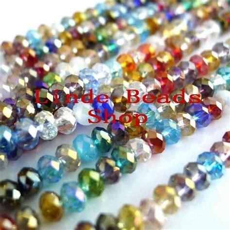 bead wholesale 5040 rondelle abacus diy