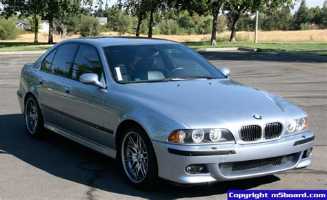 2002 Bmw M5 by 2002 Bmw M5 Information And Photos Zombiedrive