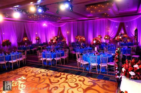 purple blue decorations blue and purple wedding decorationswedwebtalks wedwebtalks