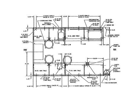 automotive shop floor plans repair shop floor plans 171 home plans home design